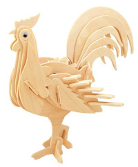 Gepetto's Rooster